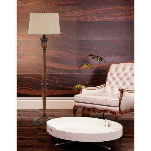 150W 3 Way Enderlin Resin FL Lamp