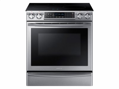 5.8 cu. ft. Slide-In Induction Range with Virtual Flame Product Image