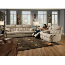 Reclining Manual Sofa *Gladiator Fabrics Only*