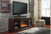 Frantin - Brown 2 Piece Entertainment Set Product Image