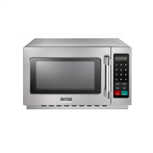 1.2 Cu. Ft. 1000W Push Button Commercial Microwave