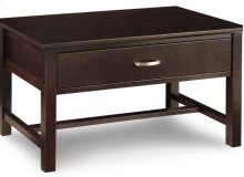 Brooklyn 1 Drawer Condo Coffee Table