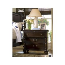 Drawer Nightstand - Tobacco