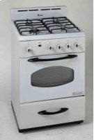 "Model G2404CW - 24"" Gas Range Product Image"