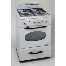 "Model G2404CW - 24"" Gas Range"