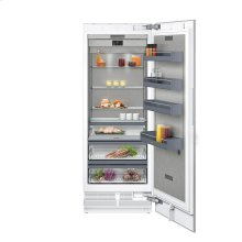 """400 series 400 series refrigeration column With fresh cooling 32 °F Fully integrated Niche width 30"""" (76.2 cm)"""