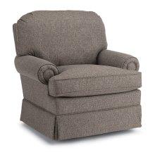 BRAXTON Swivel Glide Chair