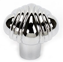Venetian Knob A1501 - Polished Chrome