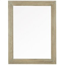 Rustic Patina Mirror in Sand (387)