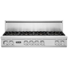 "48"" 7 Series Gas Rangetop, Natural Gas"