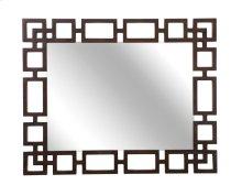 Haven Mirror in Haven Raven (346)