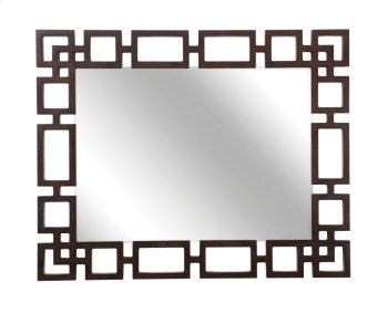 Haven Mirror in Haven Raven (346) Product Image