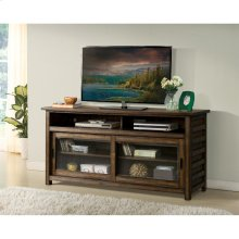 Perspectives - 64-inch TV Console - Brushed Acacia Finish