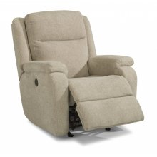 Magnus Fabric Power Recliner