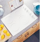 "GE Profile 30"" Built-In CleanDesign Electric Cooktop Product Image"