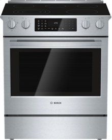 Benchmark Series, Electric Slide-In Range US