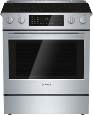Benchmark Series, Electric Slide-In Range US Product Image