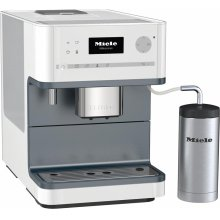 CM 6310 Countertop coffee machine with OneTouch for Two feature and integrated cup warmer for perfect coffee.