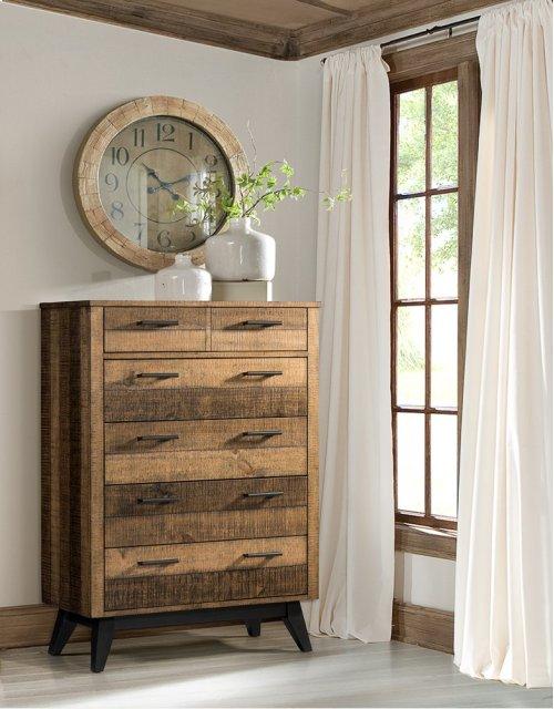 Bedroom - Urban Rustic Standard Chest