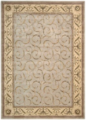 SOMERSET ST02 BL RECTANGLE RUG 5'3'' x 7'5''