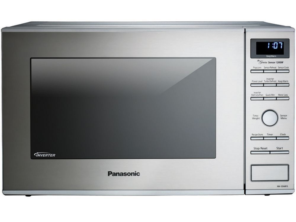 nnsd681s in by panasonic in richmond in 1 2 cu ft built in rh koonshomecenter com panasonic inverter microwave owner's manual panasonic inverter microwave instruction manual