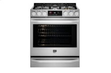 LG STUDIO 6.3 cu. ft. Smart wi-fi Enabled Gas Slide-in Range with ProBake Convection®