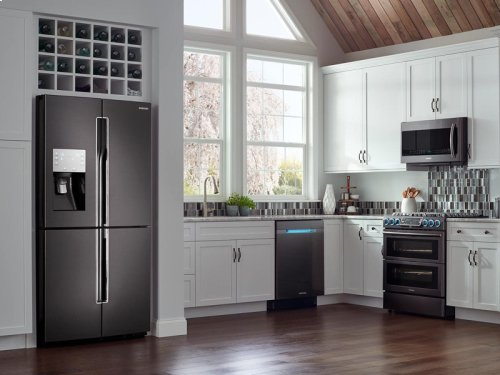 5.8 cu. ft. Slide-In Gas Flex Duo Range with Dual Door