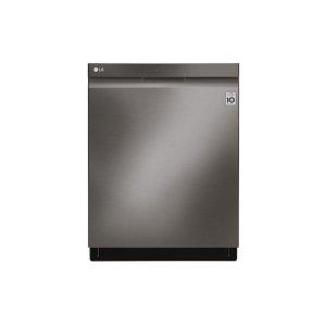 LG AppliancesTop Control Smart wi-fi Enabled Dishwasher with QuadWash and TrueSteam(R)