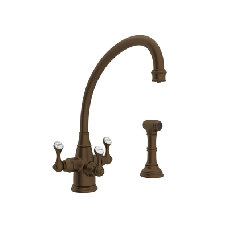 U1520LSEB in English Bronze by ROHL in Scarsdale, NY - English ...