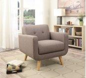 Chair Hjm08-6 Brown