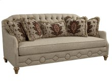 Vestibule Tufted Back Sofa