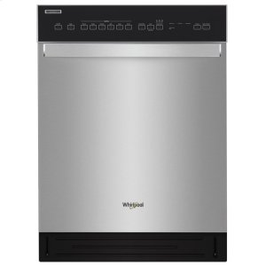 Quiet Dishwasher with Stainless Steel Tub - STAINLESS STEEL