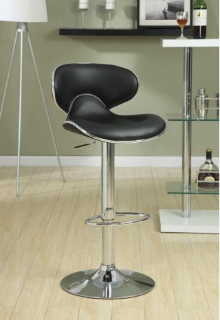 Charge Adjustable Bar Stool