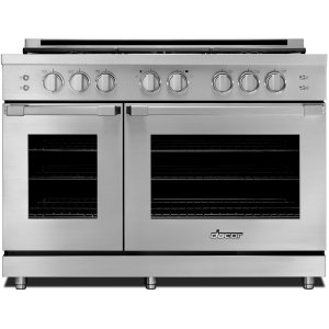 "Dacor48"" Heritages Gas Pro Range-Color Liquid Propane"