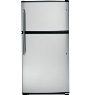 GE® ENERGY STAR® 21.0 Cu. Ft. Top-Freezer Refrigerator