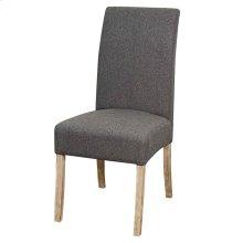 Valencia Fabric Chair NWO Legs, Cement