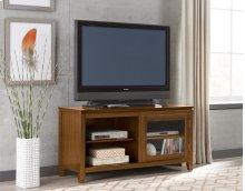 """48"""" Oak Folding TV Console"""