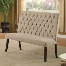 Mashall Love Seat Bench