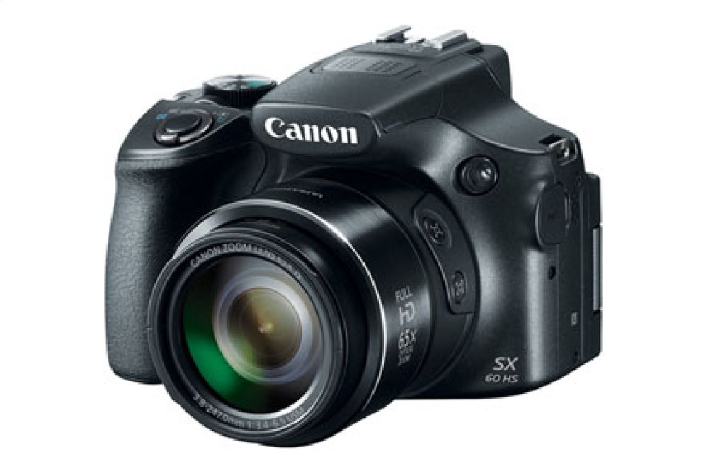 Canon PowerShot SX60 HS Digital Camera