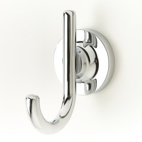 Robe Hook River (series 17) Polished Chrome