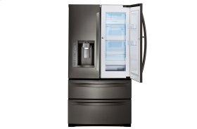 LG Black Stainless Steel Series 27 cu. ft. 4-Door French Door Refrigerator w/ Door-in-Door®