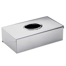 Tissue Box Rim or Wall Mounted 245 X 130 X 70 Mm
