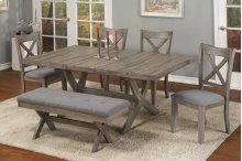 6pc Dining Set