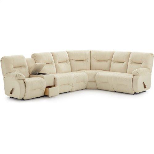 BRINLEY SECT. Power Reclining Sofa