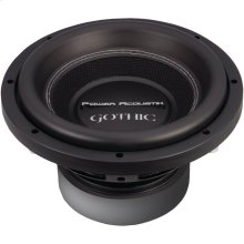 """Gothic Series 2 Dual Voice-Coil Subwoofer (10"""", 2,200 Watts)"""
