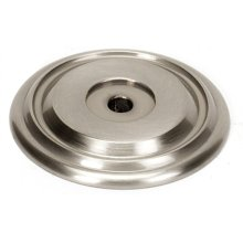 Venetian Rosette A1504 - Satin Nickel