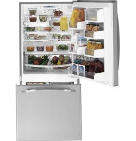 GE Profile™ ENERGY STAR® 20.0 Cu. Ft. Bottom-Freezer Drawer Refrigerator