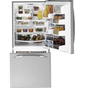 GE Profile™ ENERGY STAR® 20.0 Cu. Ft. Bottom-Freezer Drawer Refrigerator