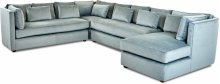 Dwell Living Room Monroe Sectional G2100 SECT