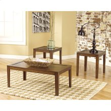 Signature Design by Ashley Hollytyne 3 Piece Occasional Table Set